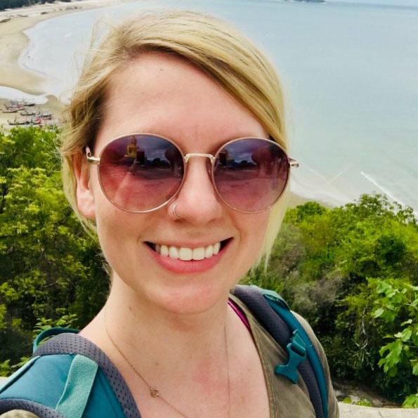 Paige Papelbon, Community Engagement Coordinator