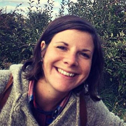 Joanna Demas, Stewardship Director,