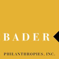 Bader Philanthropies, Inc. logo