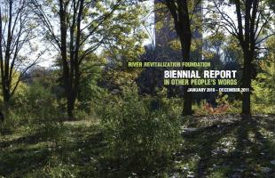 Thumbnail of 2010-2011 River Revitalization Foundation Biennial Report