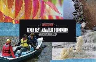 Thumbnail of 2012-2013 River Revitalization Foundation Biennial Report