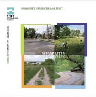 Thumbnail of 2014-2015 River Revitalization Foundation Biennial Report