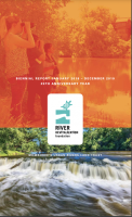 Thumbnail of 2018-2019 River Revitalization Foundation Biennial Report